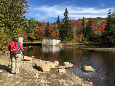 Adirondack Backpacking, Cranberry Lake 50 Backpack Trips